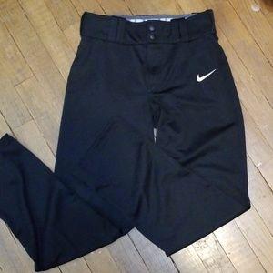 Nike DriFit baseball pants.           #1